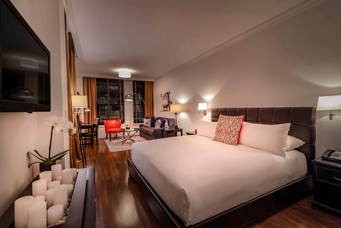 NYC Loft Suite